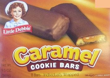 Little Debbie® Caramel Cookie Bars
