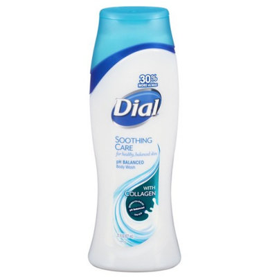 Dial® Soothing Care Balanced Body Wash