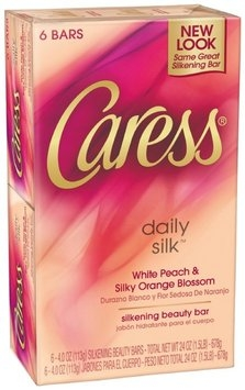 Caress Daily Silk Beauty Bar