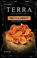 TERRA® Chips Sweet & Carrot Chips