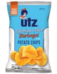 Utz Carolina Style Barbeque Potato Chips