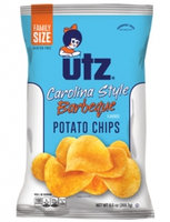 Utz Carolina Style Barbeque Potato Chips