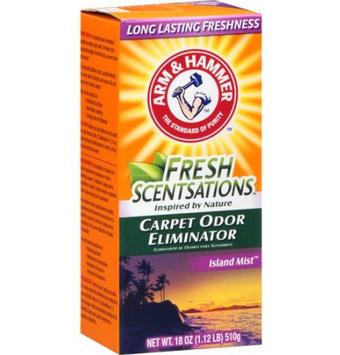 ARM & HAMMER™ Fresh Scentsations™ Carpet Odor Eliminator  Island Mist