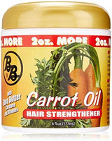 Bronner Brother's Carrot Oil Hair Strengthener