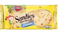 Keebler Sandies Cashew Shortbread Cookies