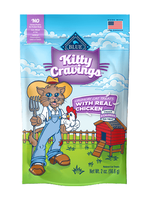 THE BLUE BUFFALO CO. BLUE™ Kitty Cravings® With Real Chicken Crunchy Cat Treats