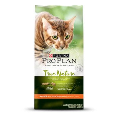 PRO PLAN® TRUE NATURE™ - ADULT - Grain Free Natural Chicken & Barley Recipe