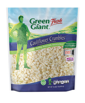 Green Giant® Fresh Cauliflower Crumbles® Chopped Cauliflower