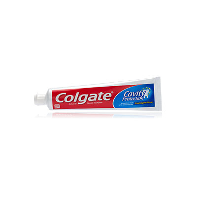 Colgate® Cavity Protection Fluoride Toothpaste