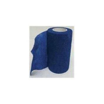 Animal Supplies Internat - Wrap-it-up Flexible Bandage- Blue 4inch X 5yard - 40713402