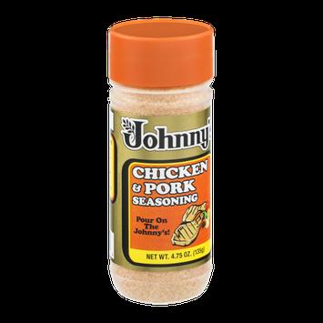Johnny's Chicken & Pork Seasoning