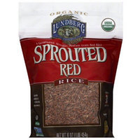 Lundberg Family Farms Lundberg Organic Sprouted Red Rice, 16 oz, (Pack of 12)