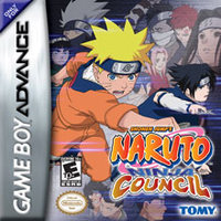 D3 Publisher of America Naruto: Ninja Council