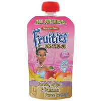 Beech-Nut Fruities On The Go-Tangled- (Pear/Mango/Squash)