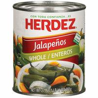 Herdez Whole Jalapenos