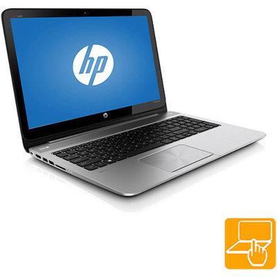 HP Refurbished Modern Silver 15.6