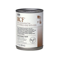 RCF Ross Carbohydrate Free Soy Formula Base with Iron, Concentrated Liquid, 13-Ounce (Pack of 12)