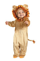 Cuddly Cub Infant Costume Size:12-18