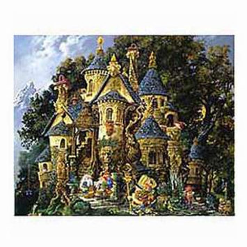 SunsOut College of Magical Knowledge 1500 Piece Jigsaw Puzzle Ages 12+