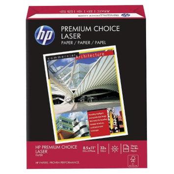 HP Premium Choice Laserjet Paper, 98 Brightness, 32 lb - White (500