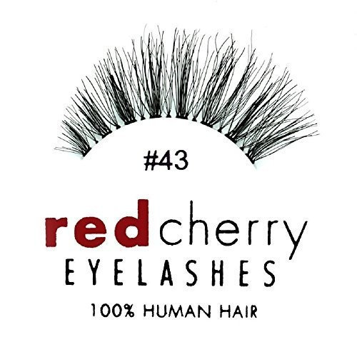 c3be9290d15 Red Cherry False Eyelashes #43 (Pack of 3) Reviews 2019