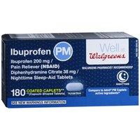 Walgreens Ibuprofen PM