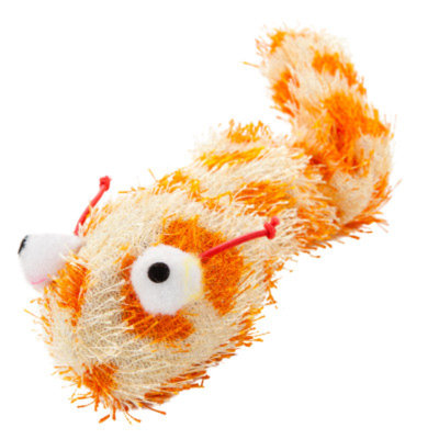 Grreat ChoiceA Koi Fish Cat Toy