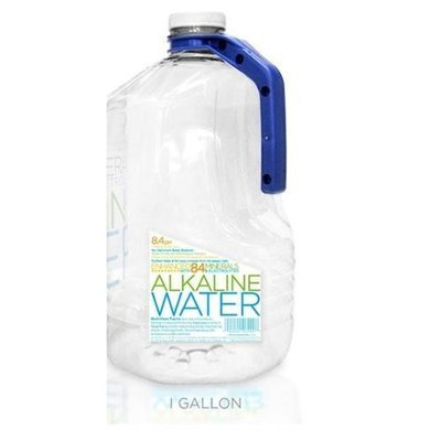 Alkaline84 BG10106 Alkaline Enhanced Alkaline Water - 4x1GAL