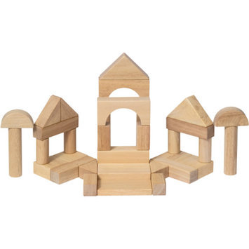 Guidecraft Hardwood Block Set