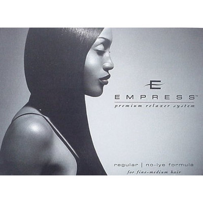Empress Premium Relaxer System Regular No Lye Formula