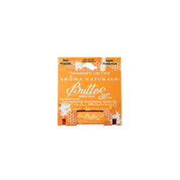 Aroma Naturals 1071984 Therapeutic Lipcare Orange Honeymint Case Of 6 .15 Oz