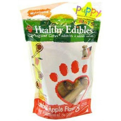 Nylabone Healthy Edibles Puppy Dog Treat Bone