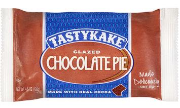 Tastykake® Glazed Chocolate Pie Real Cocoa