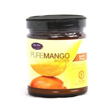 Life Flo Life-Flo 1167360 Pure Mango Butter 9 Fl Oz