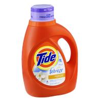 Tide Plus Febreze Seaside Fresh Laundry Detergent
