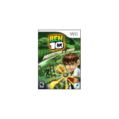 D3 Publisher of America Ben 10