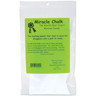 Miracle Chalk 85085 Miracle Chalk Quick Swipe Pad