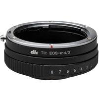dlc Tilt Shift Adapter (Olympus/Panasonic Micro 4/3 Camera to Canon EOS EF Lens)