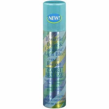 Parfums De Coeur Designer Imposters Capri Breeze Fragrance Deodorant Body Spray