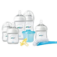 Philips Avent BPA Free Natural Infant Bottle Starter Set