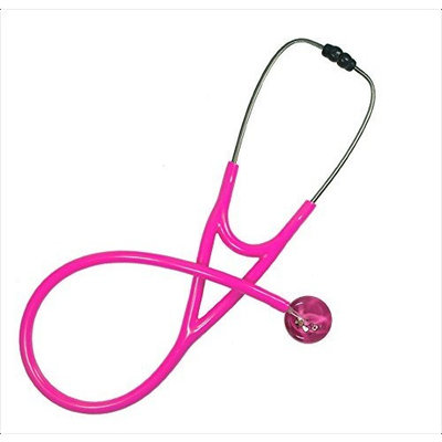 UltraScope Pediatric Stethoscope with Ethnic Stick Nurse Design