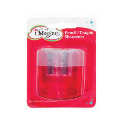 Imagine Pencil Sharpener - Assorted Colors