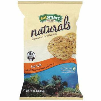 Eatsmart Naturals Multigrain Sea Salt Tortilla Chips