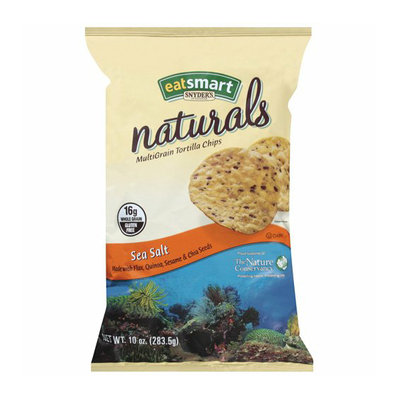Eatsmart Naturals Multigrain Sea Salt Tortilla Chips
