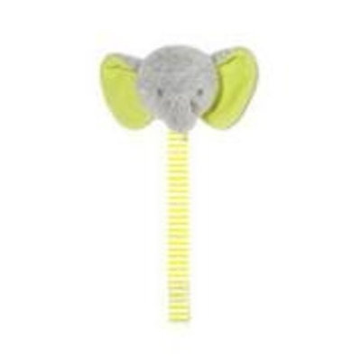 Carter's Carters Elephant Paci Clip with Pacifier (Discontinued by Manufacturer)