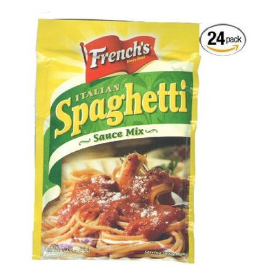 Frenchs French's Italian Spaghetti Sauce Mix - 1.25 oz (single)