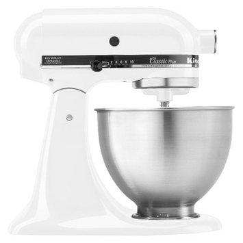 KitchenAid Classic 4.5 Qt Stand Mixer- White K45SS