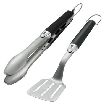 Weber Original Stainless Steel Two-Piece Portable Tool Set