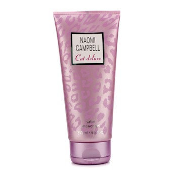 Naomi Campbell 15066753 Cat Deluxe By Naomi Campbell Shower Gel