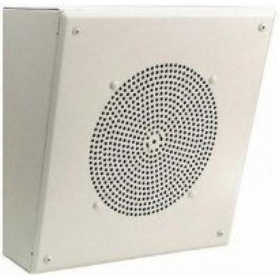 Bogen AMBSL1 1W SELF/AMP SLANT MTL ENCL-8